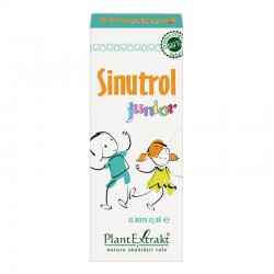 SINUTROL JUNIOR Plantextrakt