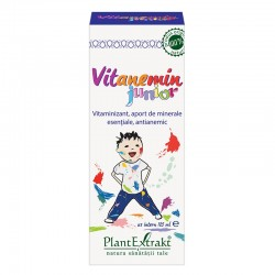Vitanemin sirop PlantExtrakt