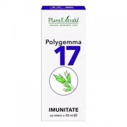 POLYGEMMA 17 - IMUNITATE PlantExtrakt